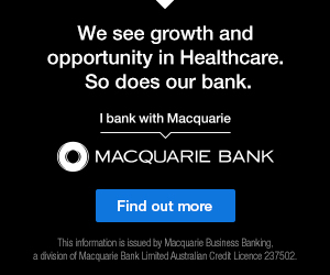 Macquarie Healthcare Banking - MREC