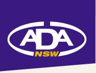 ADA NSW Centre for Professional Development